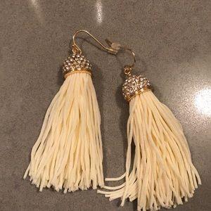 Lilly Pulitzer tassle earrings